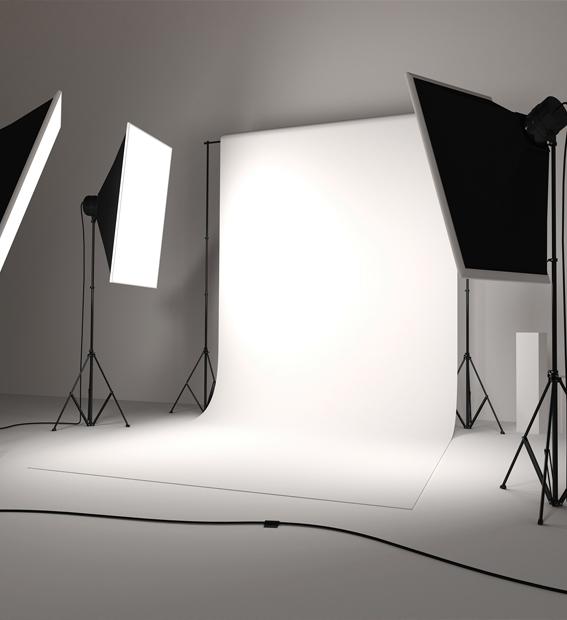 آفیش استودیو تصویربرداری