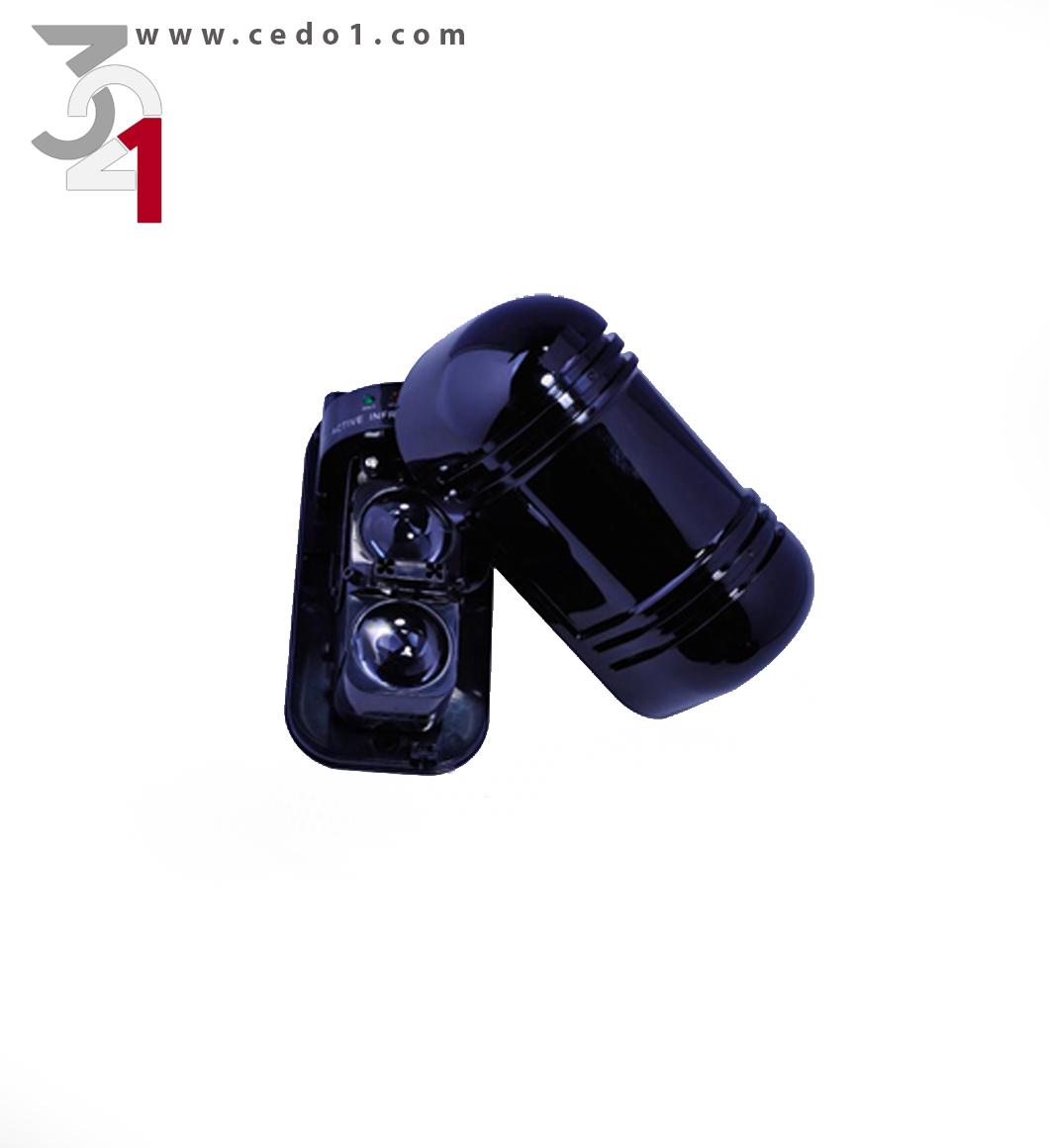 رادارخطی مادون قرمز مدل SHT-100